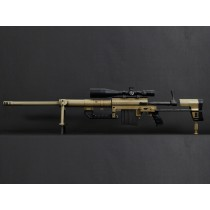 Cheytac Licensed M200 Bolt-Action Sniper Rifle - Tan