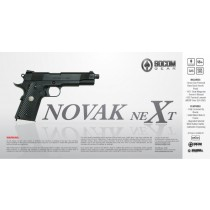 NOVAK NEXT fully licensed Airsoft pistol